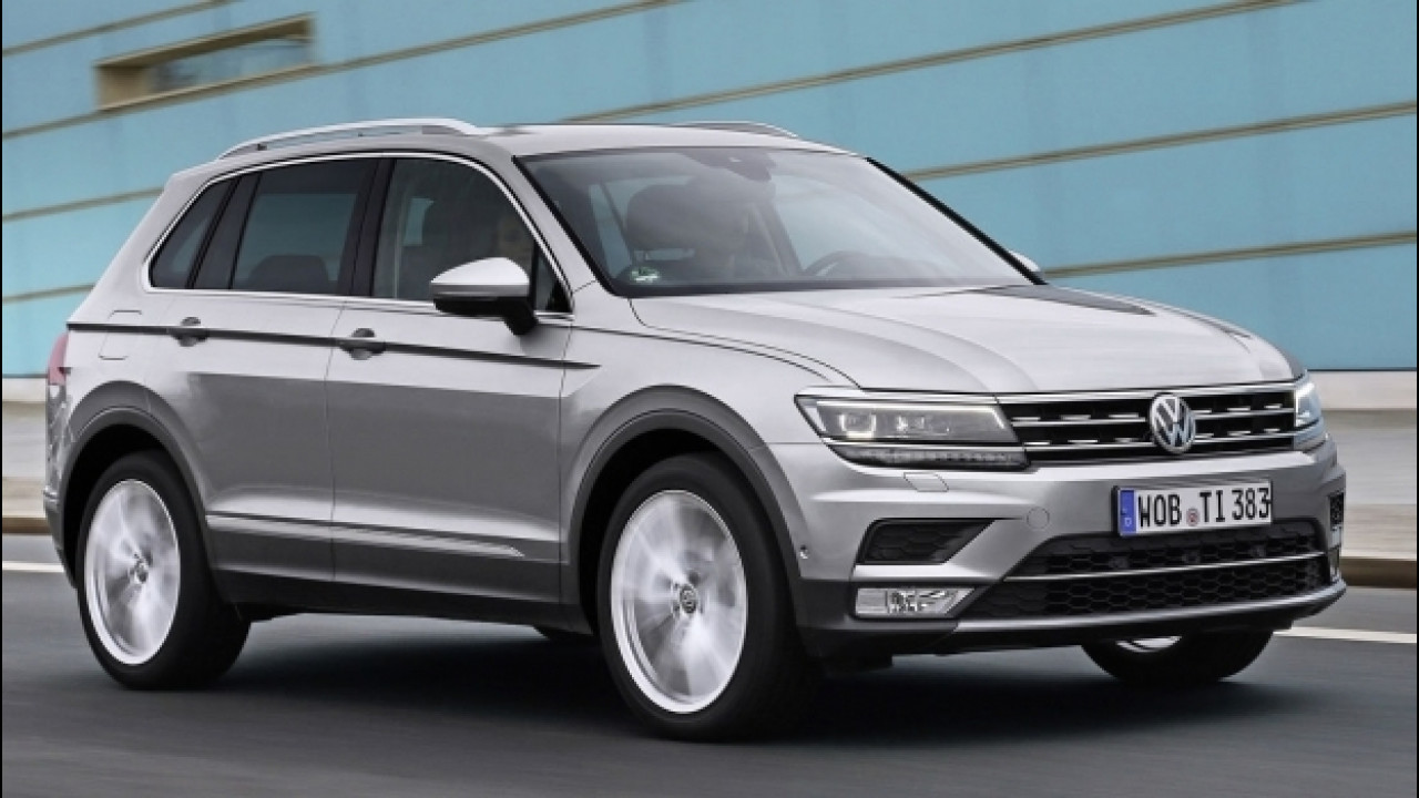 [Copertina] - Volkswagen Tiguan, la prova del 1.6 TDI solo per l'Italia