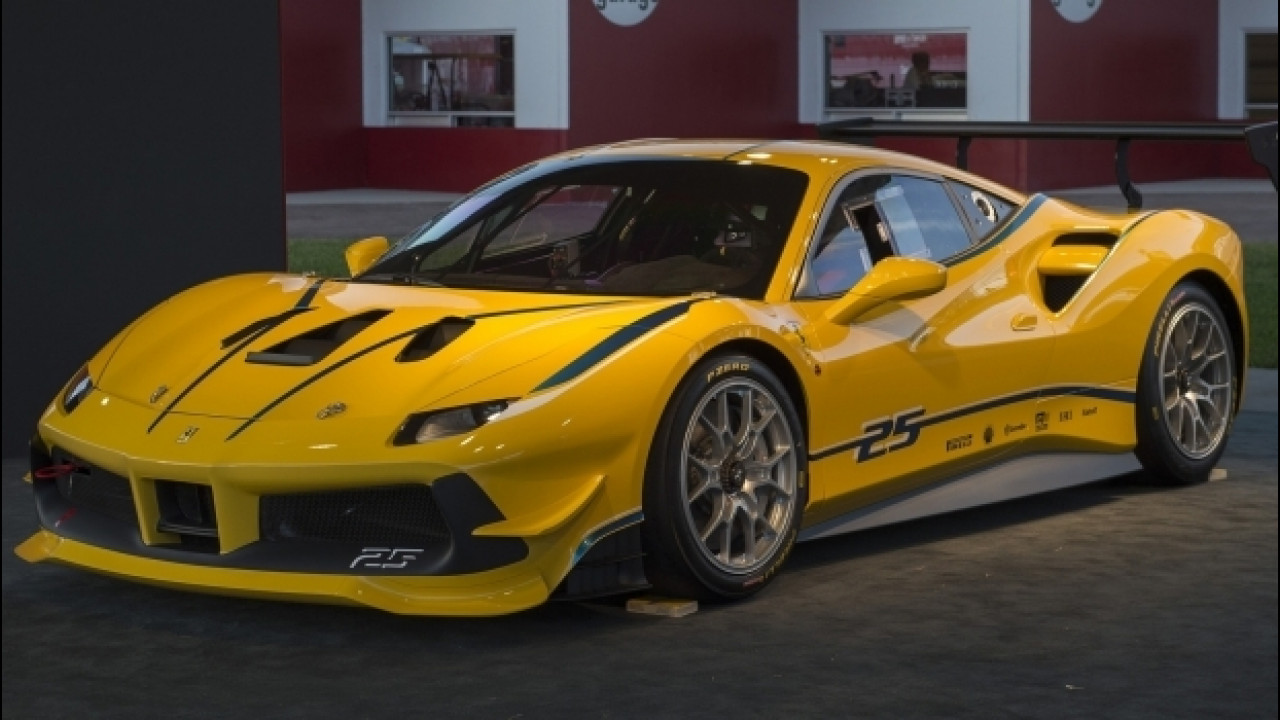 [Copertina] - Ferrari 488 Challenge, una belva da 670 CV