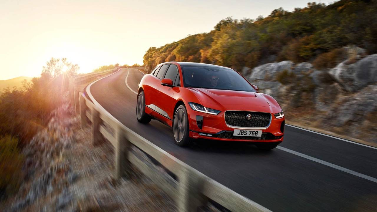 2018 Jaguar I-Pace revealed