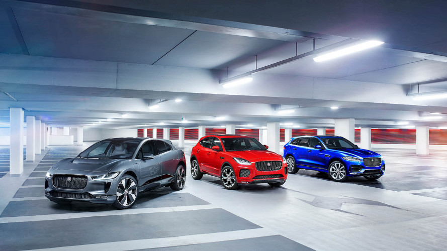 Jaguar Land Rover et BlackBerry s'associent