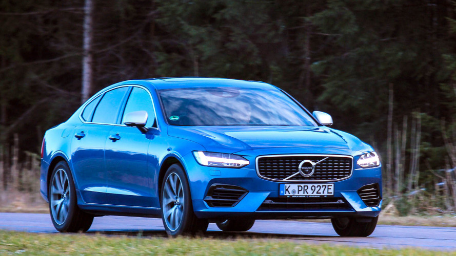 Volvo S90 T8 Twin Engine im Test