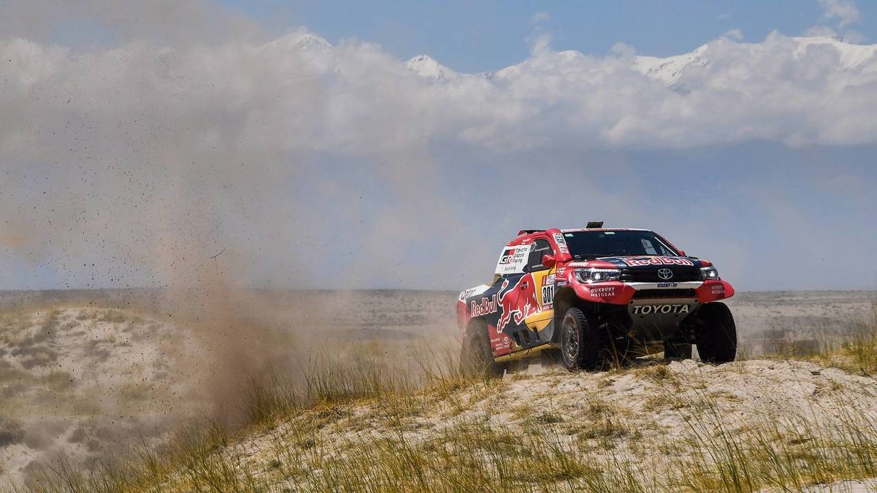#301 Toyota Gazoo Racing Toyota: Nasser Al-Attiyah