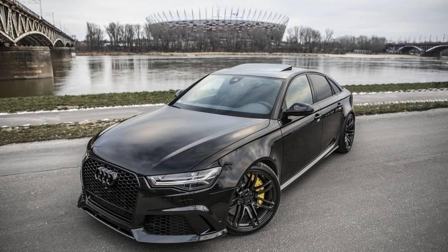 Audi'den gelmeyen yeni RS6 sedan müşteriden geldi