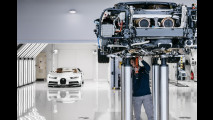 Bugatti Chiron, lo stabilimento di Molsheim