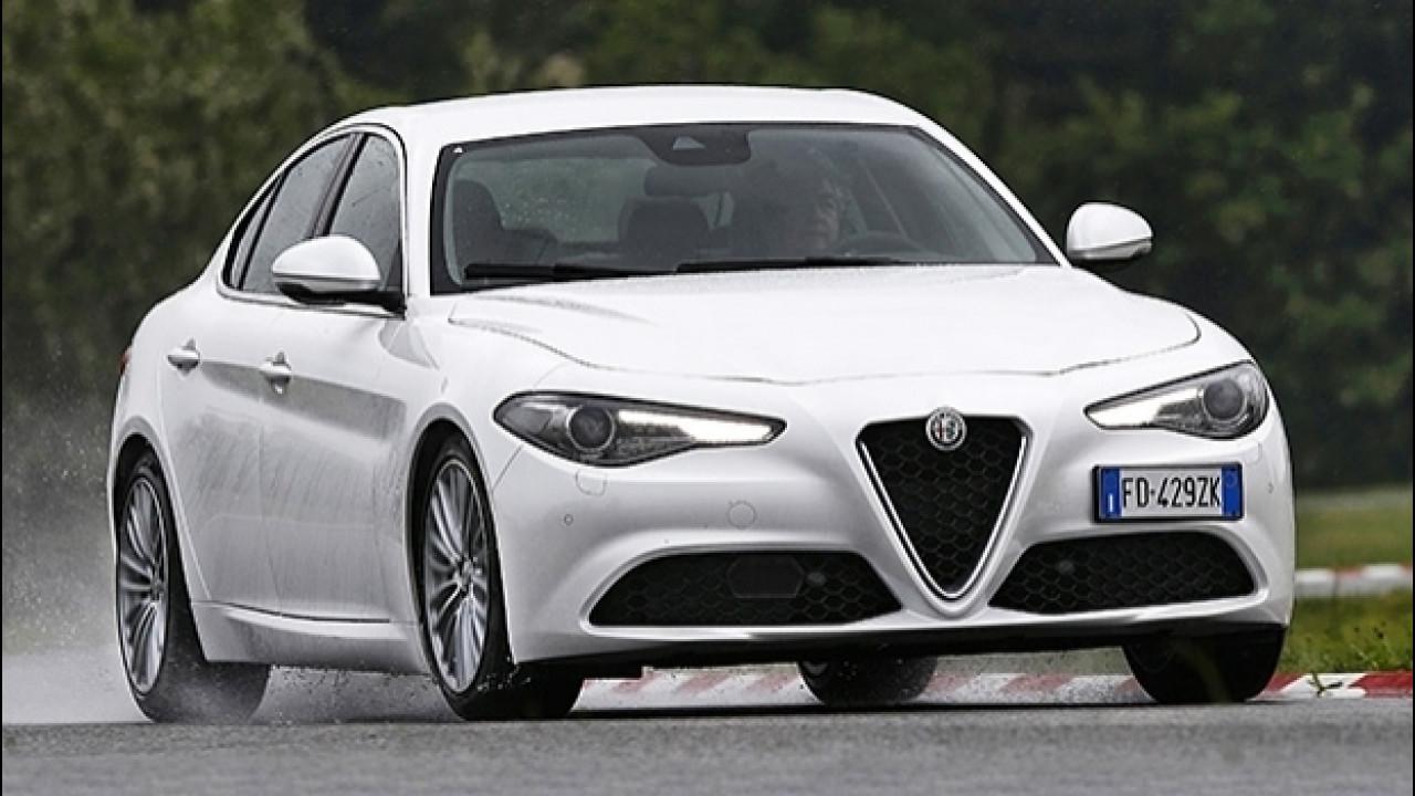 [Copertina] - Alfa Romeo Giulia, la comprereste a metano?