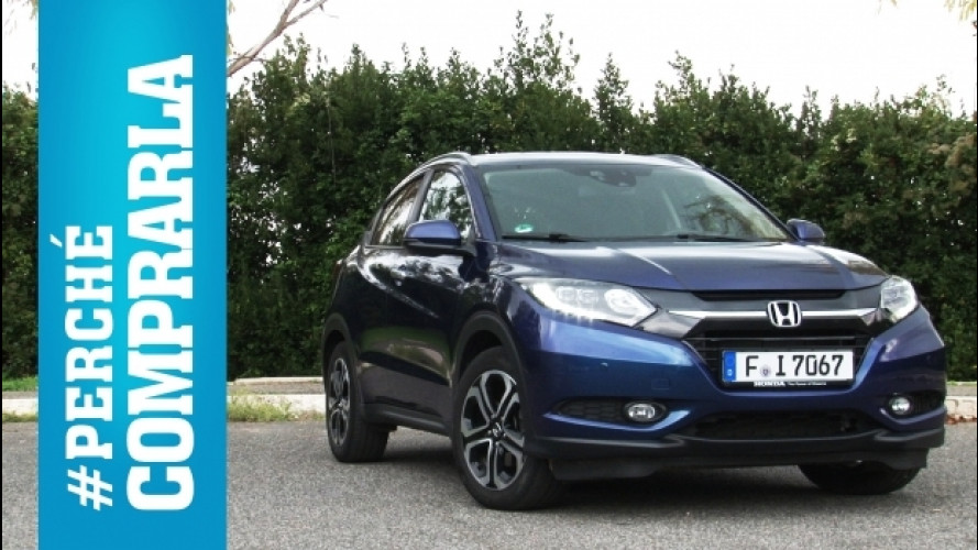 Honda HR-V, perché comprarla... e perché no [VIDEO]