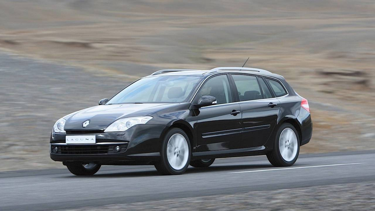 2007 - Renault Laguna Estate