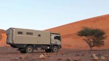 Luxus-Mobil für Expeditionen