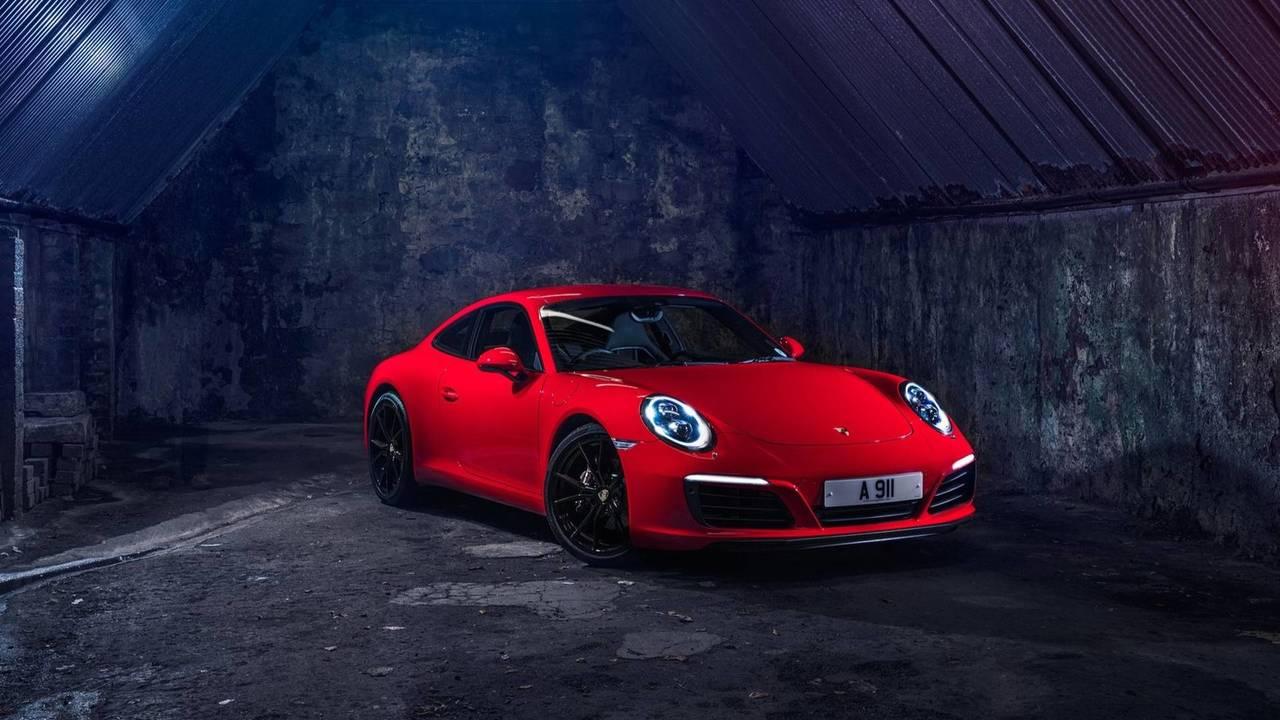 1 - Porsche 911