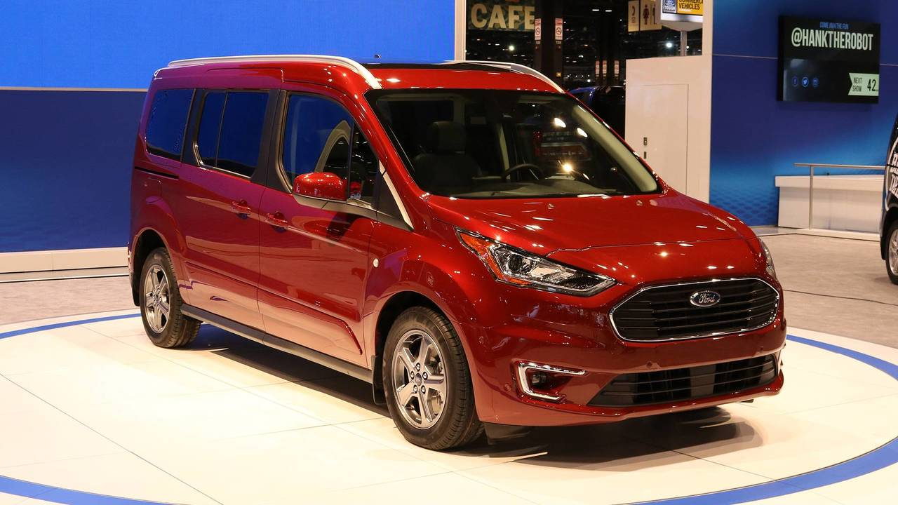 2019 ford transit connect wagon has more tech new diesel. Black Bedroom Furniture Sets. Home Design Ideas