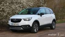 Essai Opel Crossland X : 1.6 Diesel 120 ch