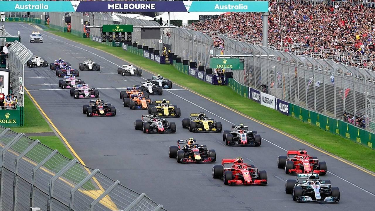 GP de Melbourne 2018