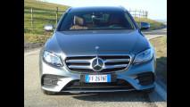 Mercedes E 220 d Station Wagon, test di consumo reale Roma-Forlì