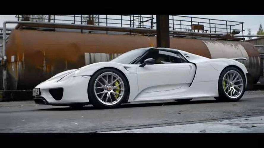 Celebrity Entertainment See Baby Driver Trade Subaru For A Porsche 918 In Top 5 Series
