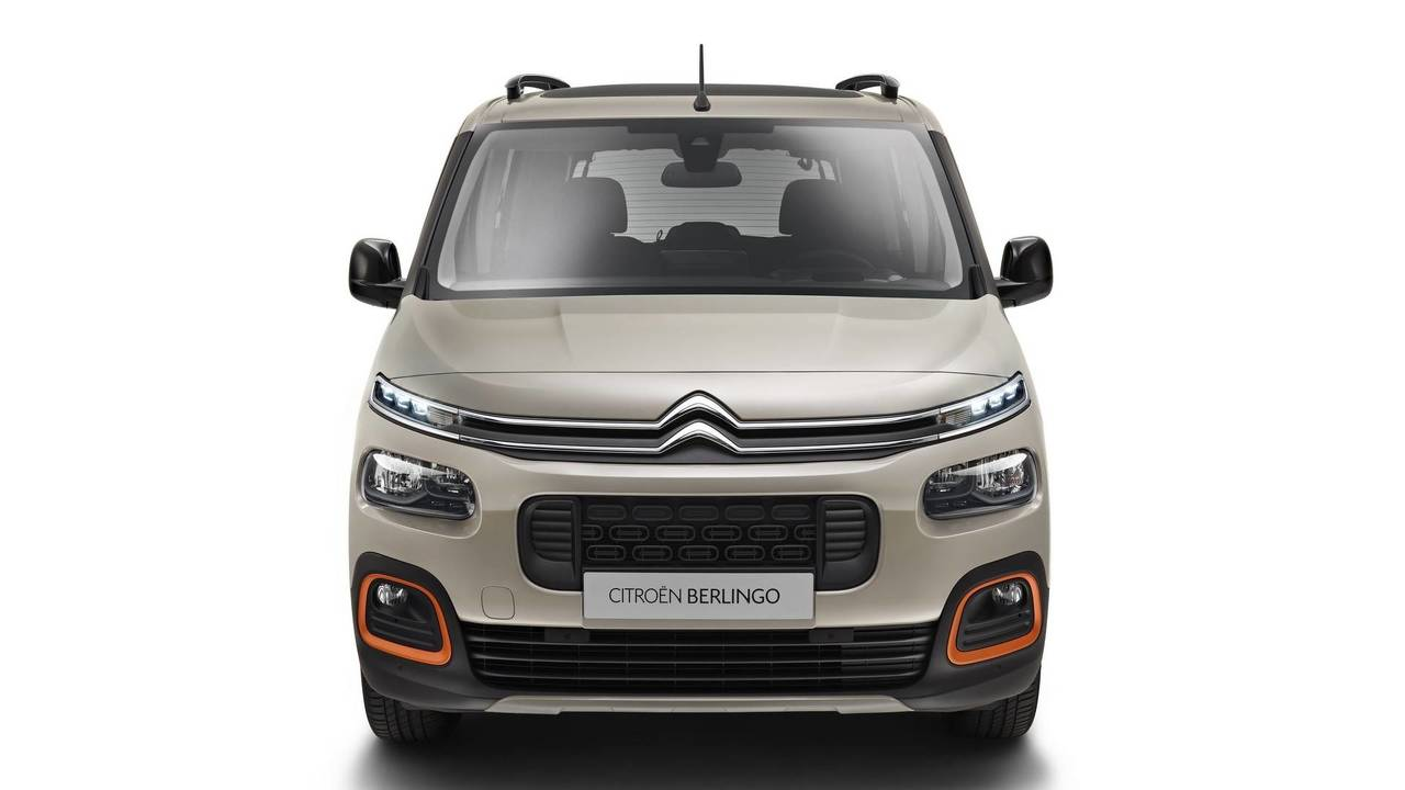 2018 Citroen Berlingo