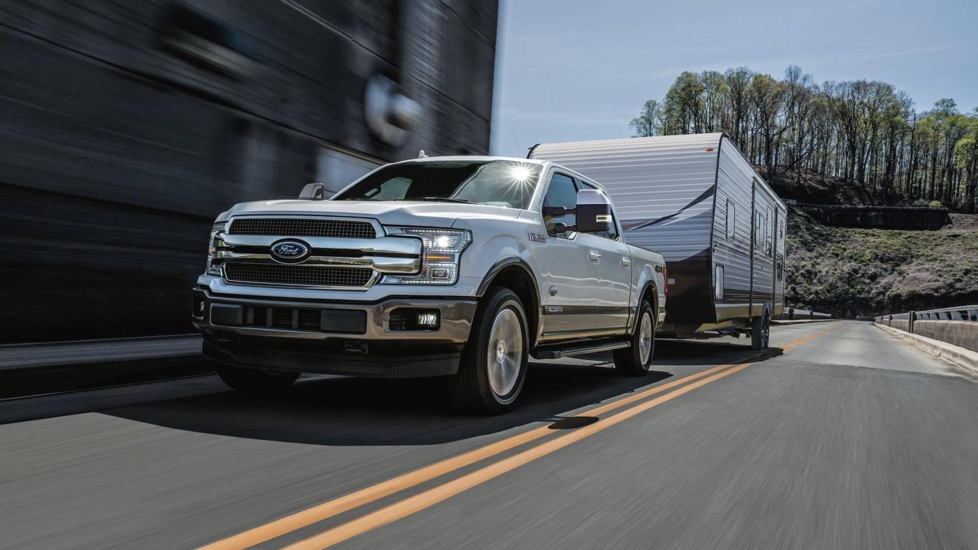 2017 F250 Diesel Mpg >> 2018 Ford F 150 Power Stroke Diesel Returns 30 Mpg Highway