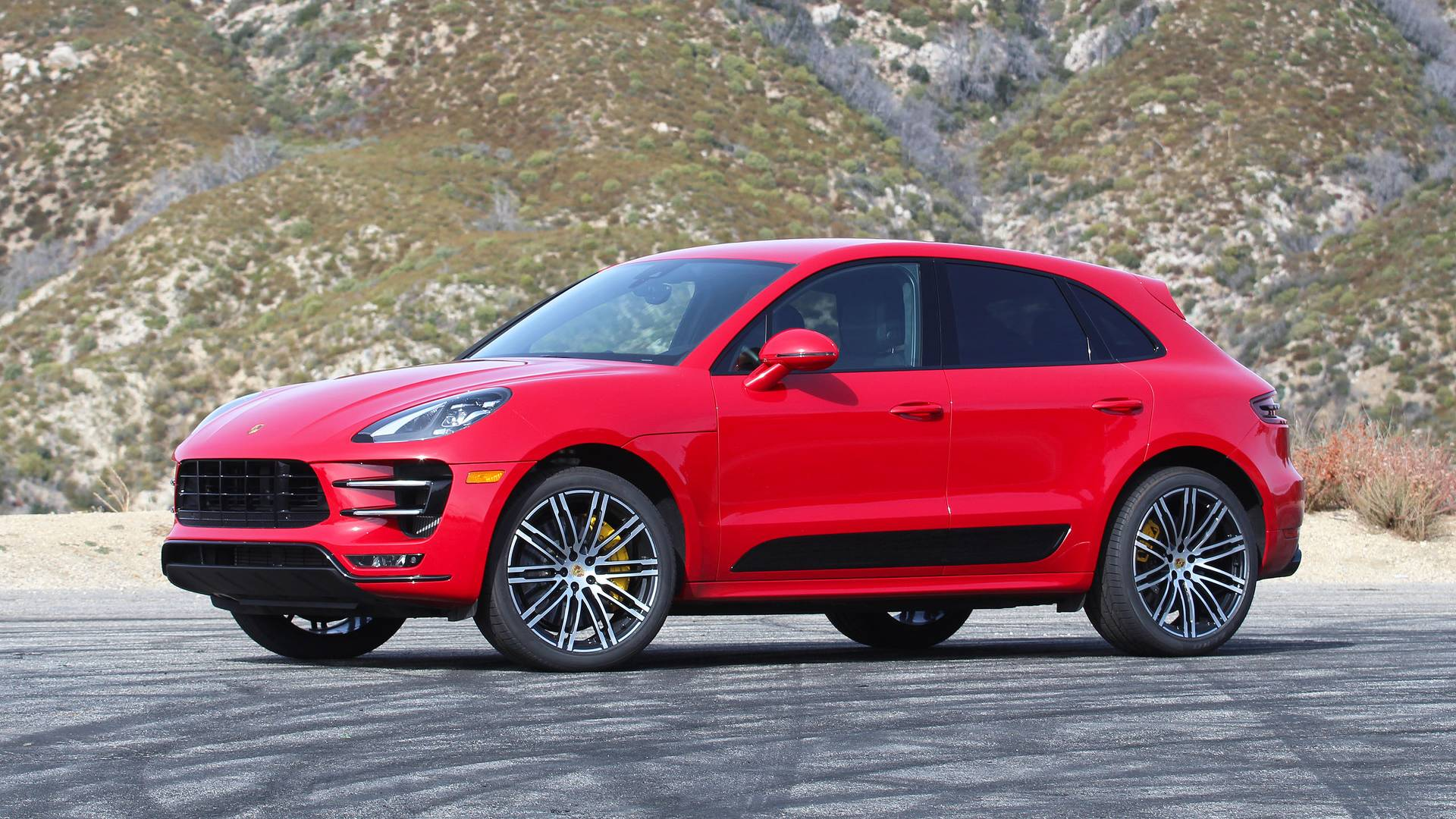 2018 Porsche Macan Turbo Review Sports Car On Stilts