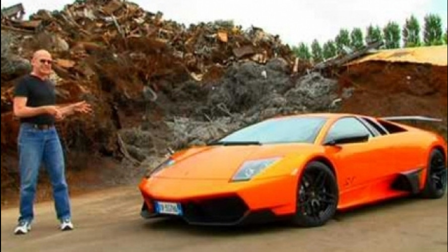 Lamborghini, la prova della Murcielago LP 670-4 Superveloce [VIDEO]