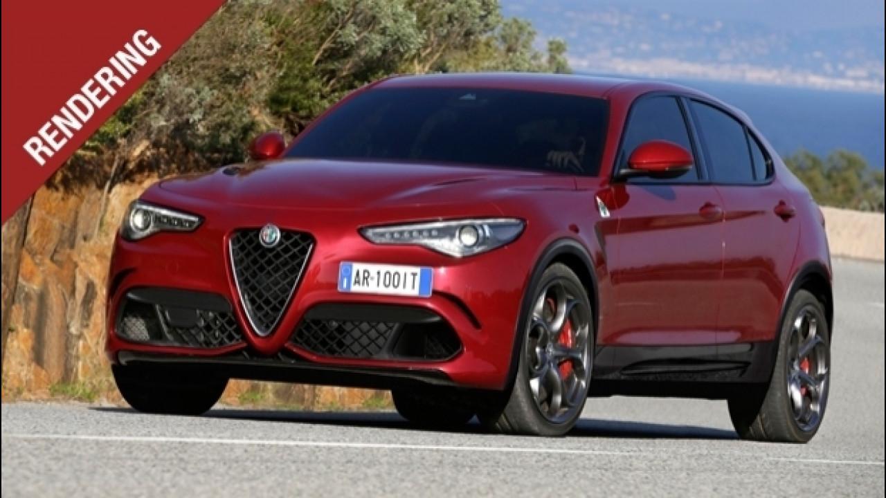 [Copertina] - Alfa Romeo Stelvio, un Quadrifoglio anche per il SUV