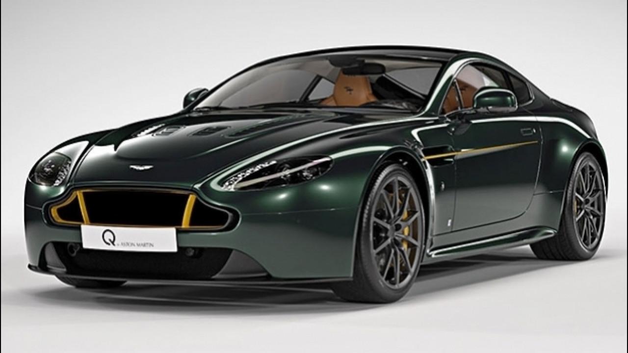 [Copertina] - Aston Martin V12 Vantage S Spitfire 80, il caccia stradale