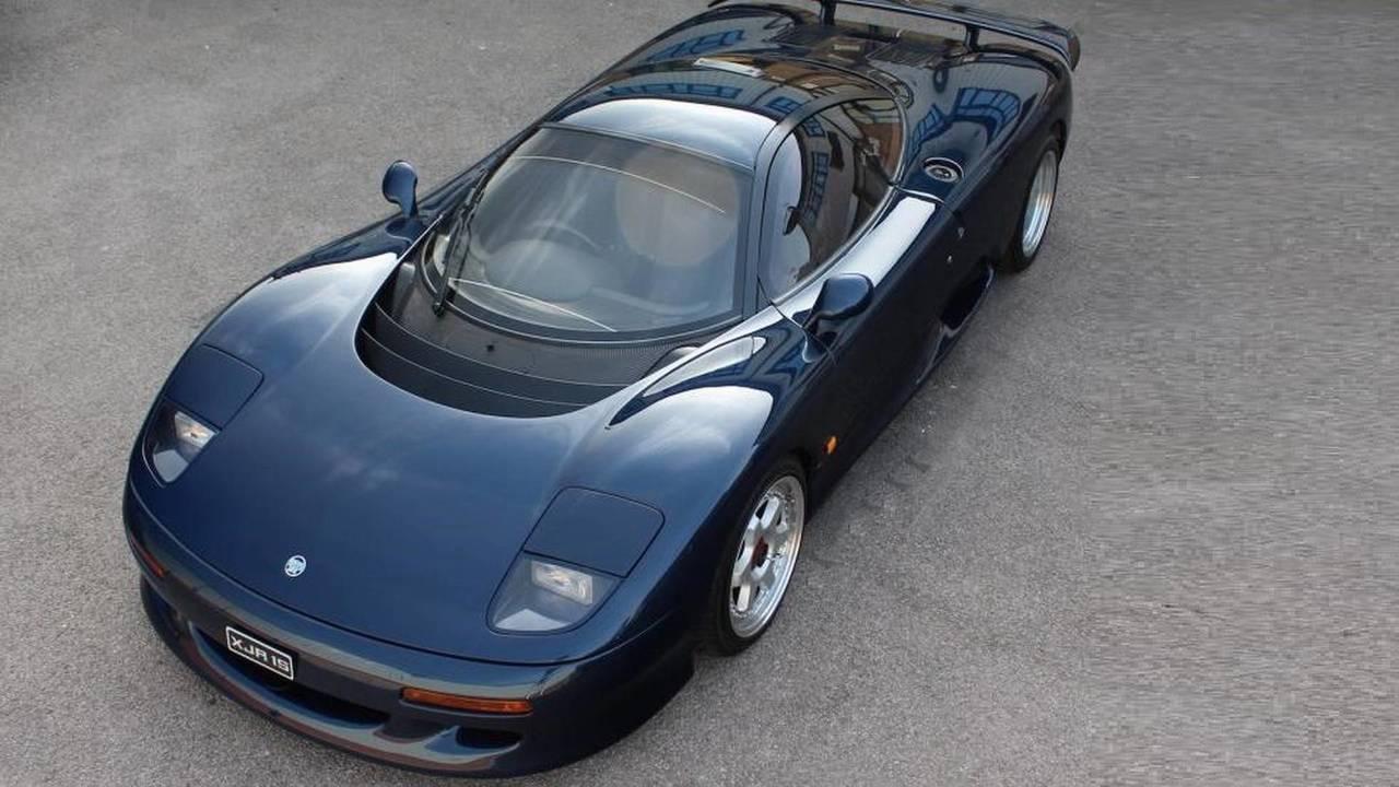 Jaguar XJR-15 año 1991