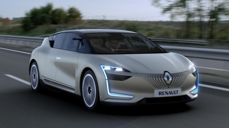 Renault Symbioz Demo Car, prove di futuro