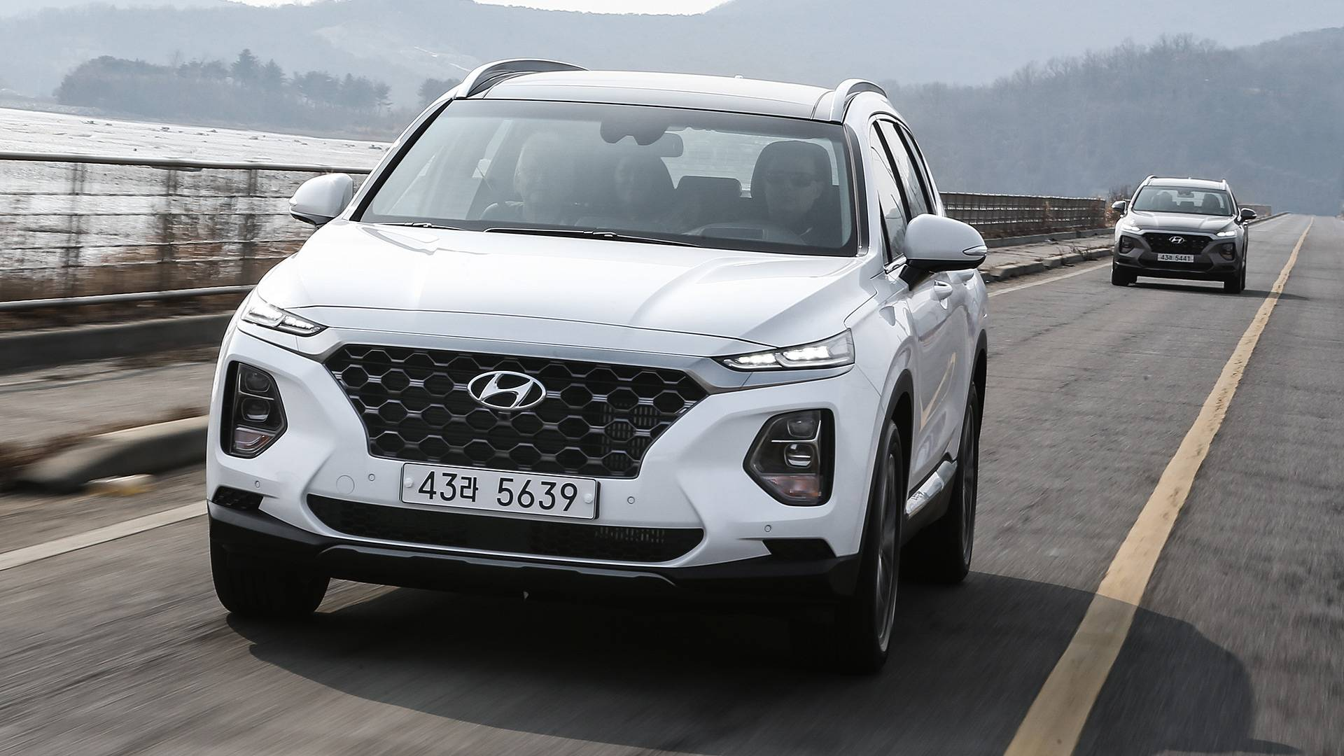 2019 Hyundai Santa Fe First Drive Reshaped Resized Revitalized