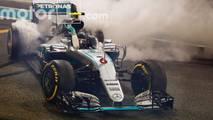 Ultimate F1 Grid