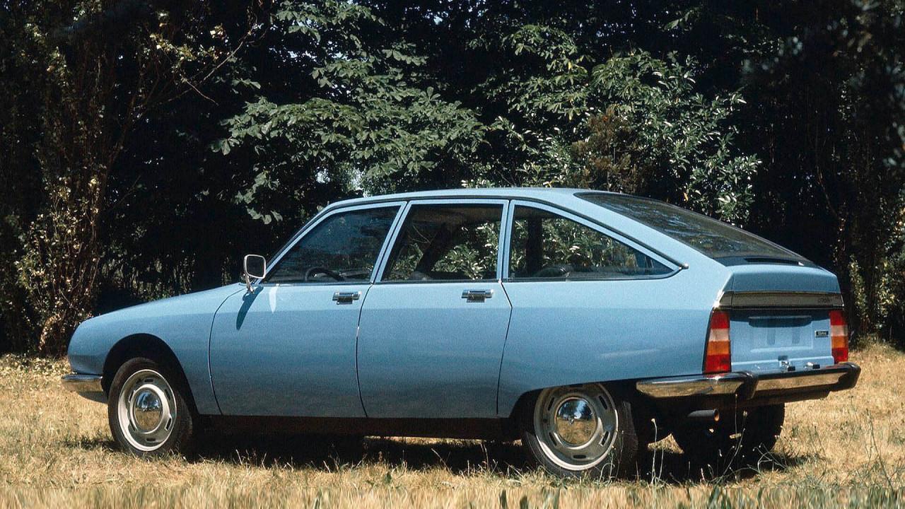 1971: Citroen GS