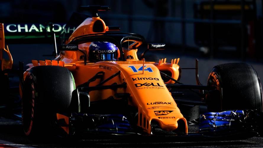 Alonso 2º, Sainz 3º y Ferrari en cabeza en el final de los test