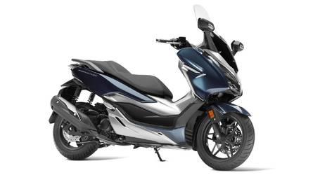 Scooter Honda Forza 300 é registrado no Brasil