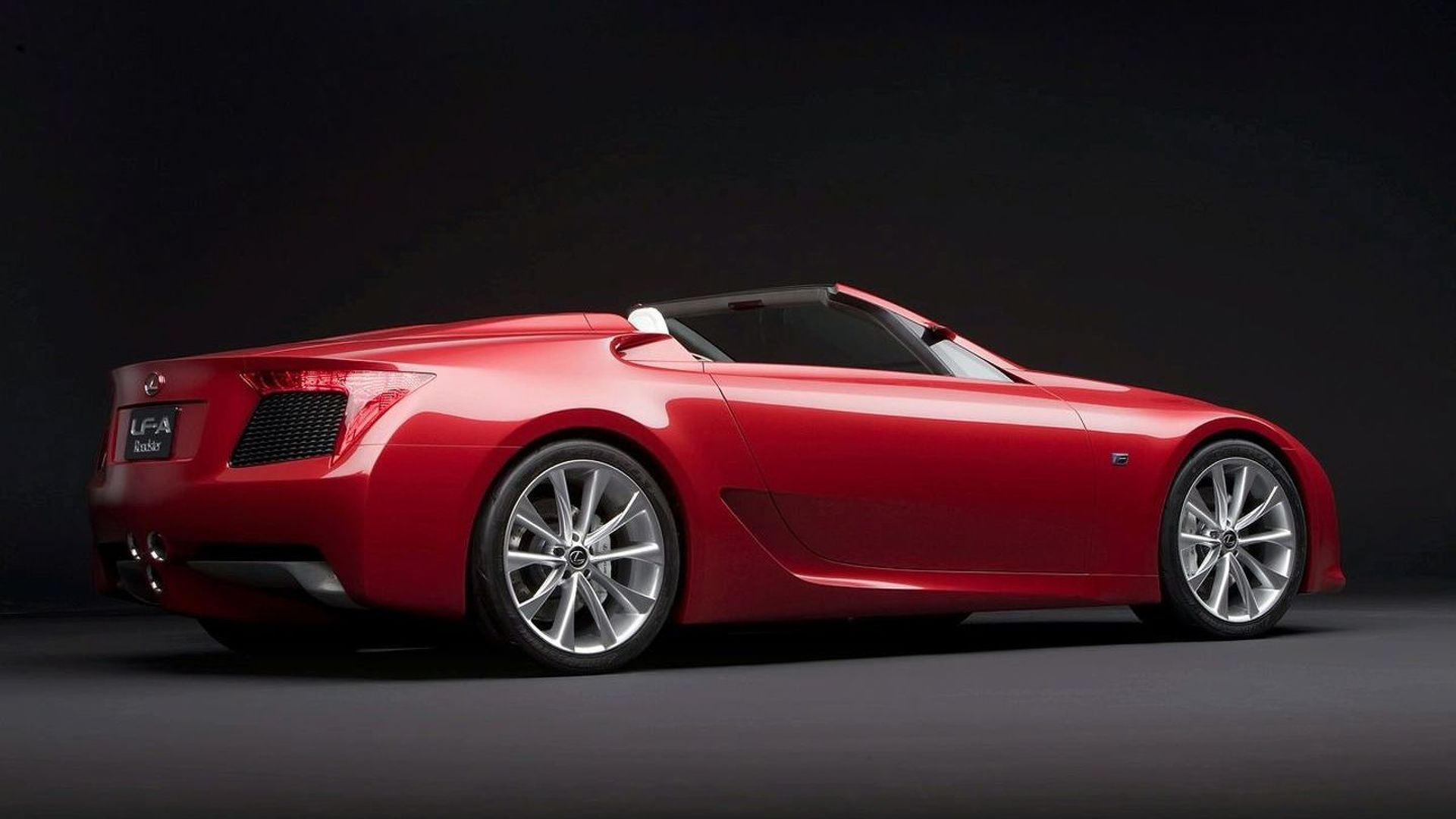 Lexus Lfa Roadster Axed Toyota Supra Under Development Report
