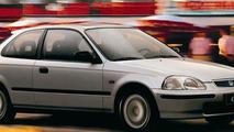 Sixth Generation Honda Civic