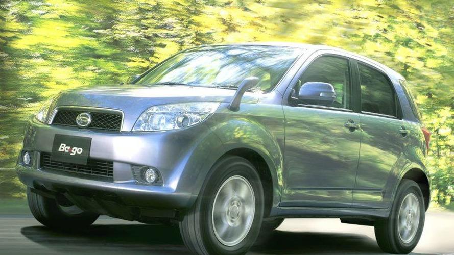 Daihatsu Be-Go and Toyota Rush Compact SUV