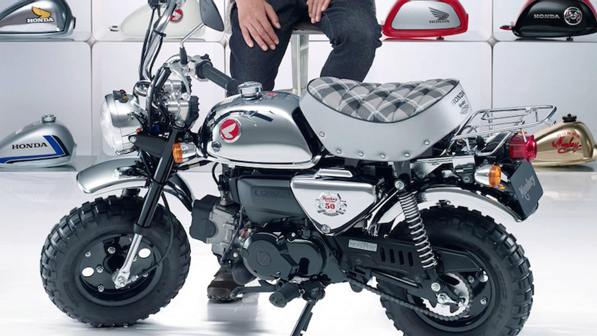 Sad Monkey Honda Announces End Of Era 1970 50cc Dirt Bike