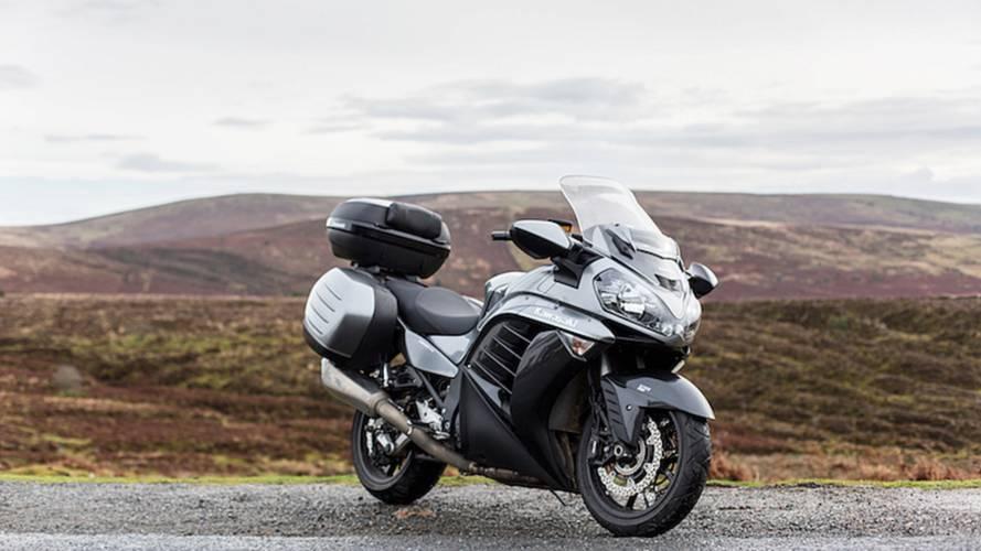 2017 Kawasaki GTR1400 (Concours 14) –Ride Review