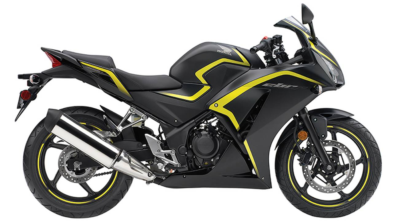 Worlds Best Beginner Bike 2015 Honda Cbr300r Dirt Bikes 250cc The Has A Lot More Color Options Than Cb300f