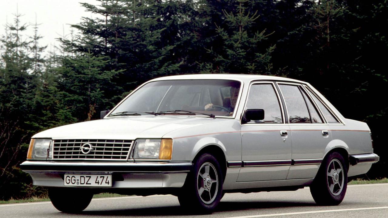 40 Jahre Opel Senator/Monza