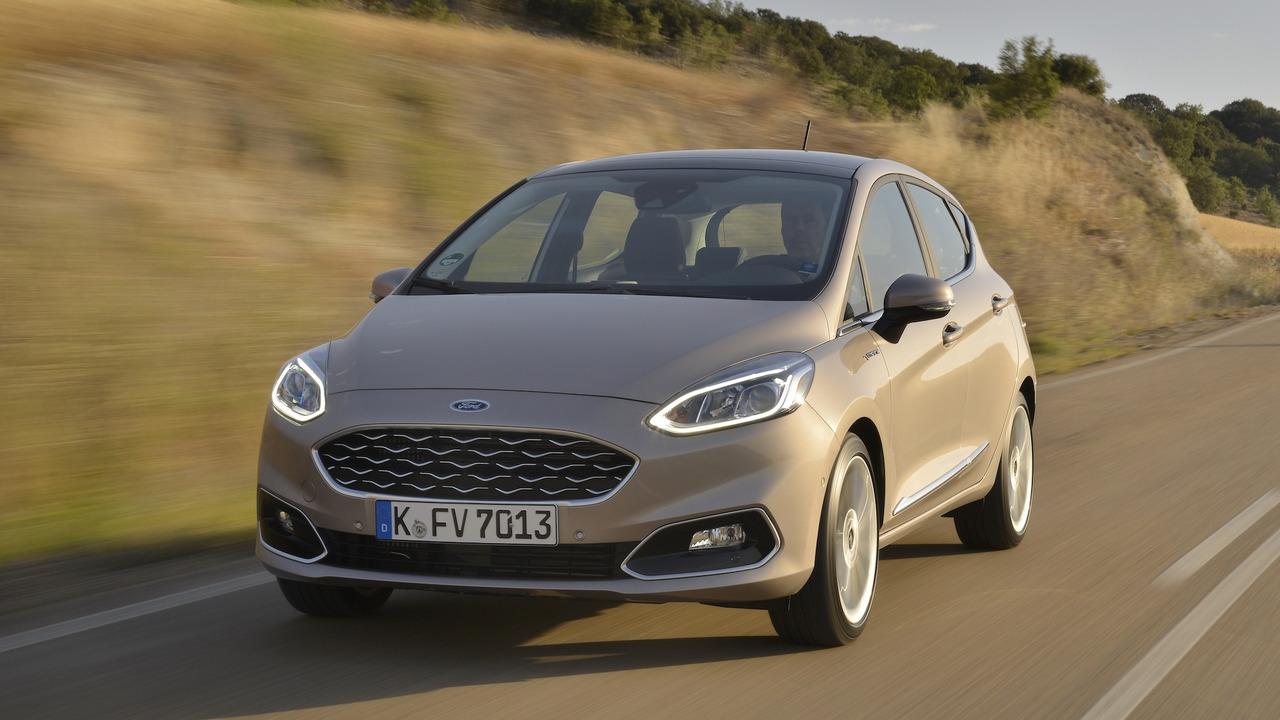 Ford Fiesta - Regno Unito