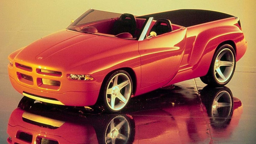 1997 Dodge Dakota Sidewinder: Concept We Forgot