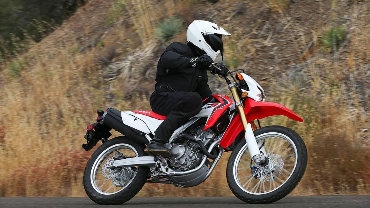 RideApart Review: Honda CRF250L