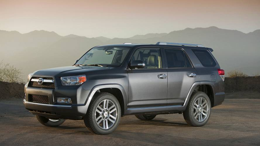 DriveApart Review: 2013 Toyota 4Runner