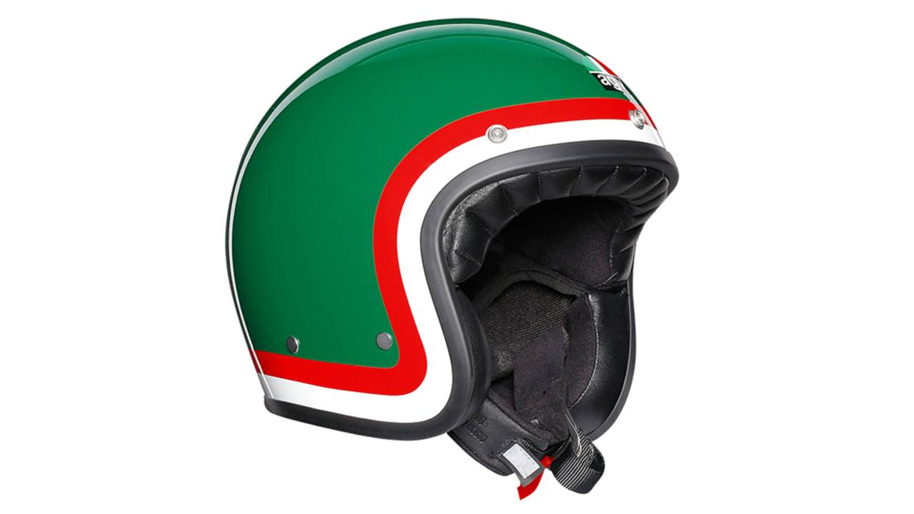 AGV X70 - Be like Paso and feel the breeze