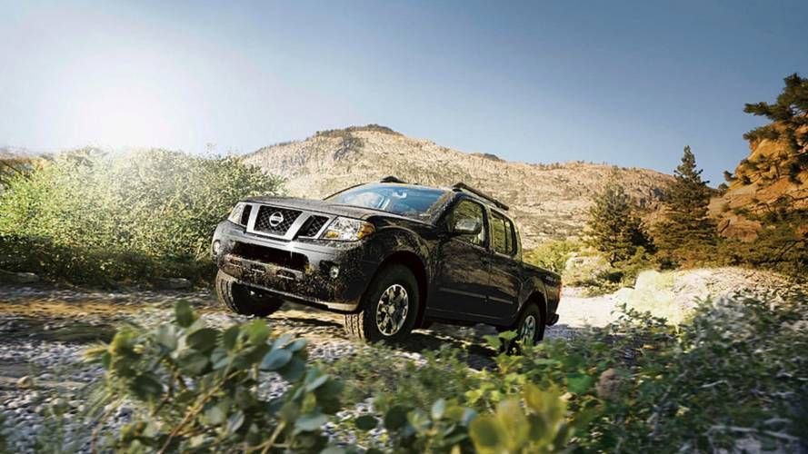 'Sup, bro? The 2016 Nissan Frontier PRO-4X