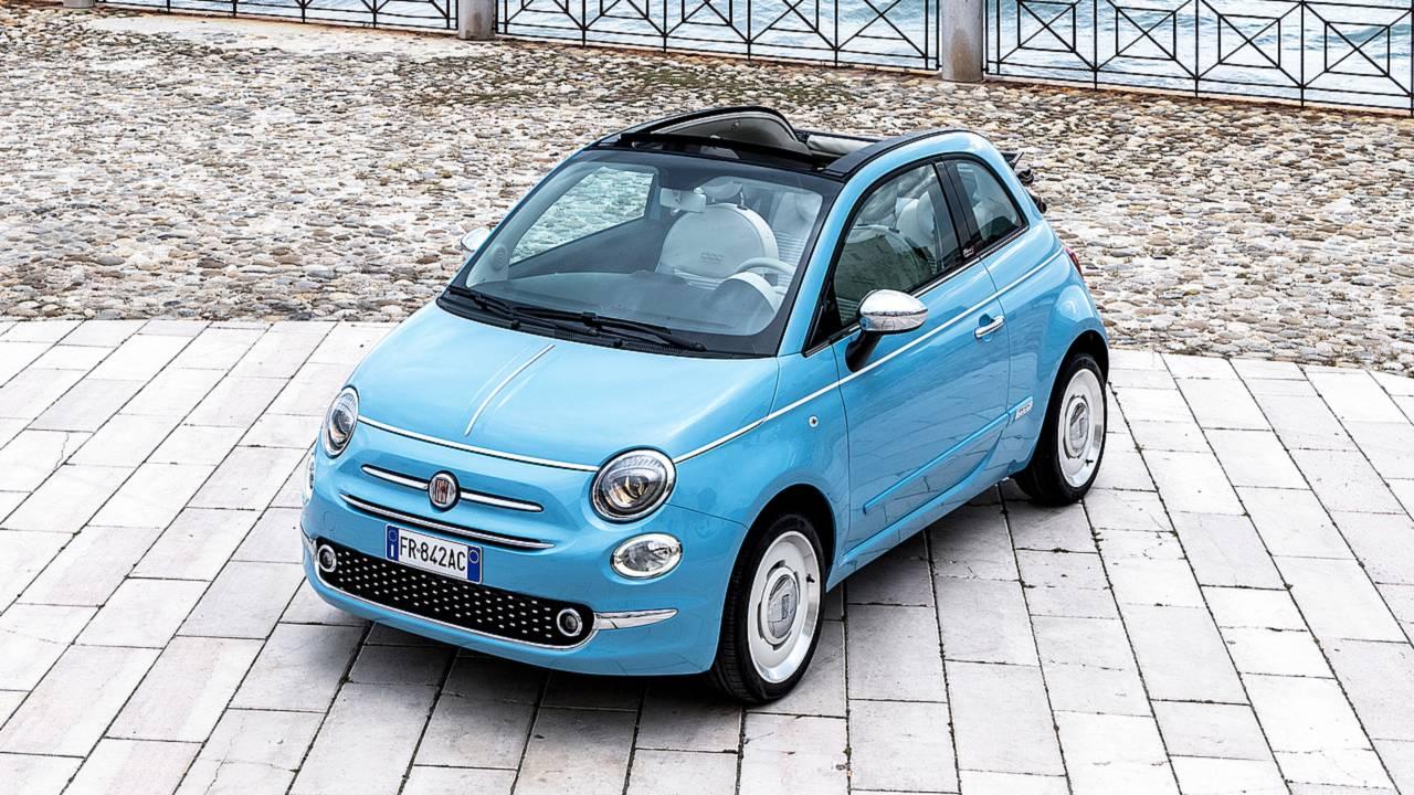 "Fiat 500 ""Spiaggina '58"""
