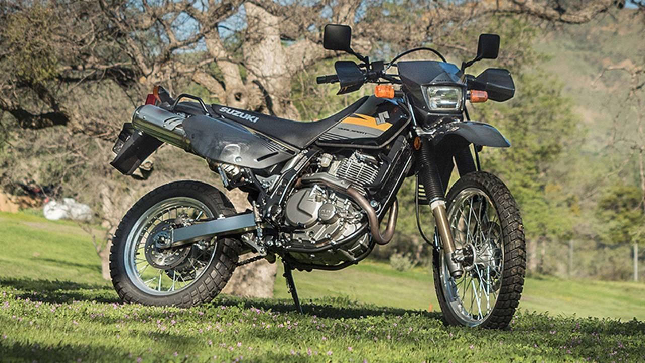 2016 Suzuki DR650S - Review