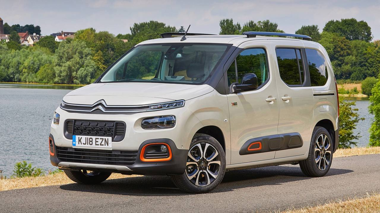 2019 Citroën Berlingo Leisure Activity Vehicle