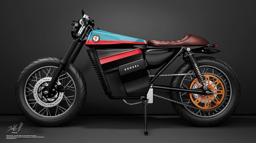 "The New Affordable ""Honda-Based"" E-Cafe Racers"