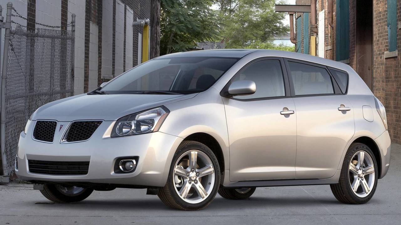 2009 Pontiac Vibe - $5,470