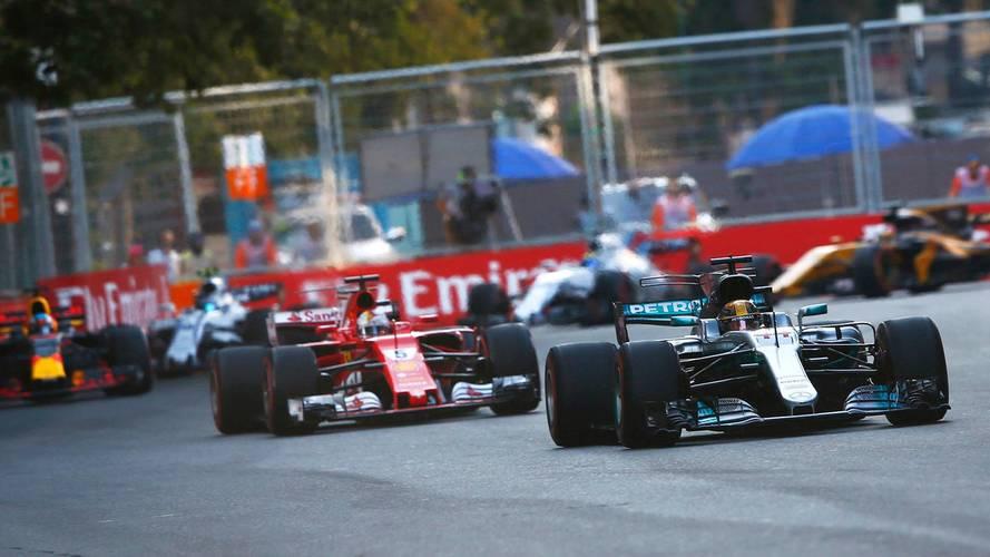 Los horarios del GP de Azerbaiyán: primera carrera de 2018 a la hora de comer